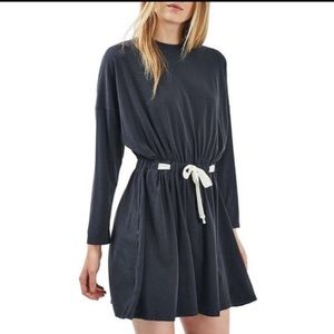 Topshop draw strong dress